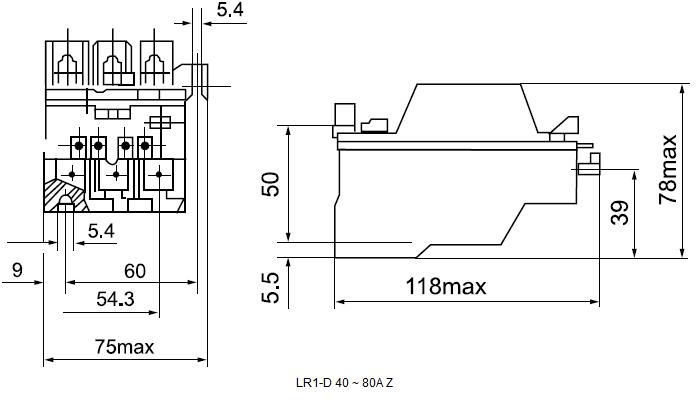 LR1-D 40 ~ 80A F