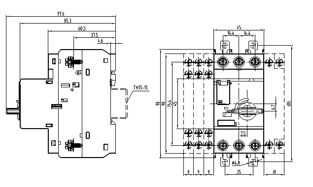 ms1-32-motor-protection-circuit-breaker-dimensioned