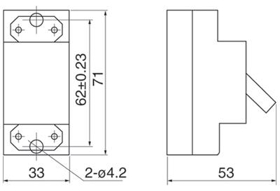 nt50-miniature-circuit-breaker-dimension
