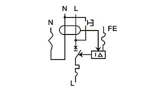 arc fault wiring diagram circuit breaker residual current circuit breaker with  circuit breaker residual current circuit breaker with